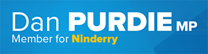 Dan Purdie MP proudly sponsors the Eumundi Christmas Extravaganza