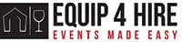 Equip 4 Hire proudly sponsors the Eumundi Christmas Extravaganza