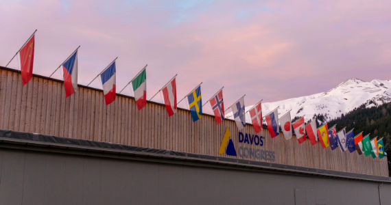 The Davos crowd are fake Capitalists