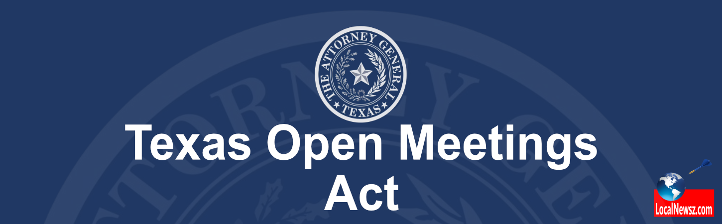 TIRZ's now subject to Texas Open Meeting Act.