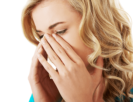 Sinus conditions are miserable. Seek help today!