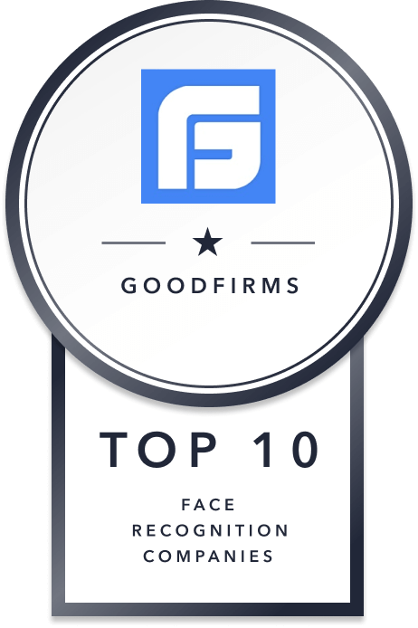 Goodfirms Top 10 Face Recognition Companies