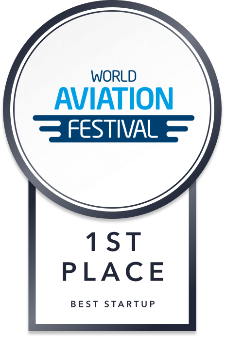 World Aviation Festival 1st Place Best Startus