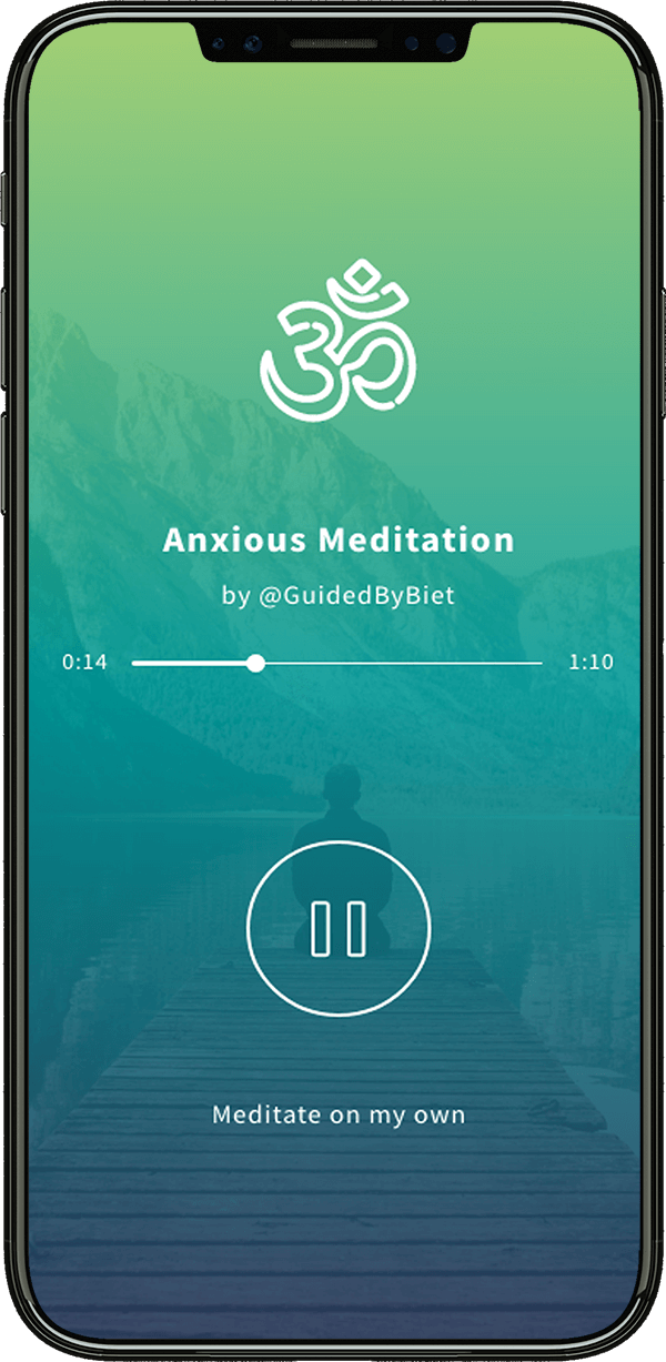 shift-app-iphone-pro-meditation-screen