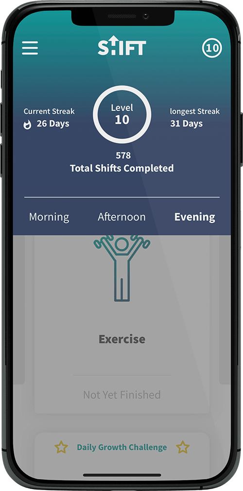 shift-app-iphone-levels-screen