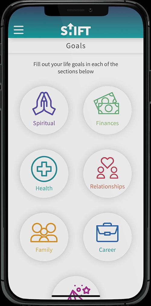 shift-app-iphone-goals-screen