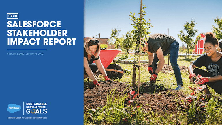FY20 Stakeholder Impact Report: A Blueprint for Building Trust