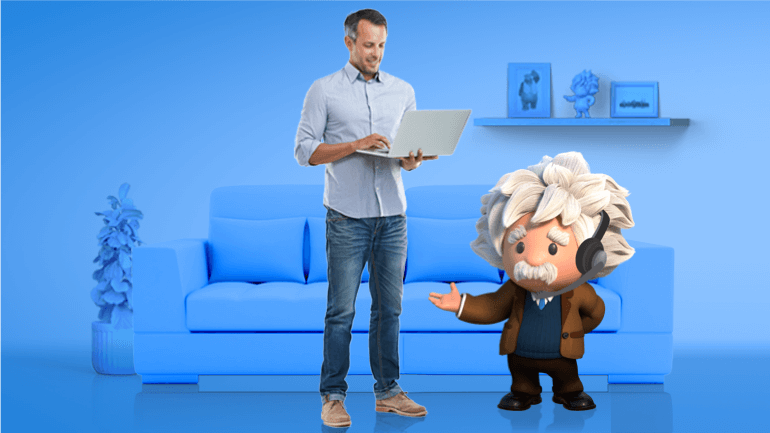 Train Your Sales Teams Remotely with AI-Powered Einstein Call Coaching