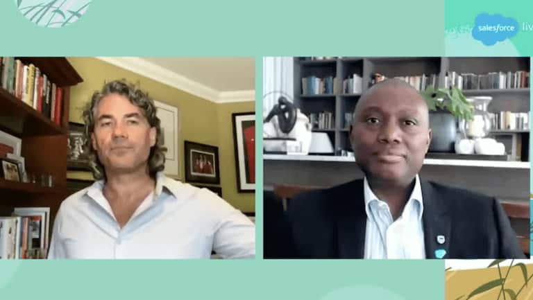 Leading Through Change: An Online Event Showcases How Standard Bank is Leveraging Salesforce for Digital Transformation