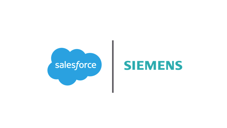 Siemens and Salesforce Leaders Discuss Innovation and the Future of Work
