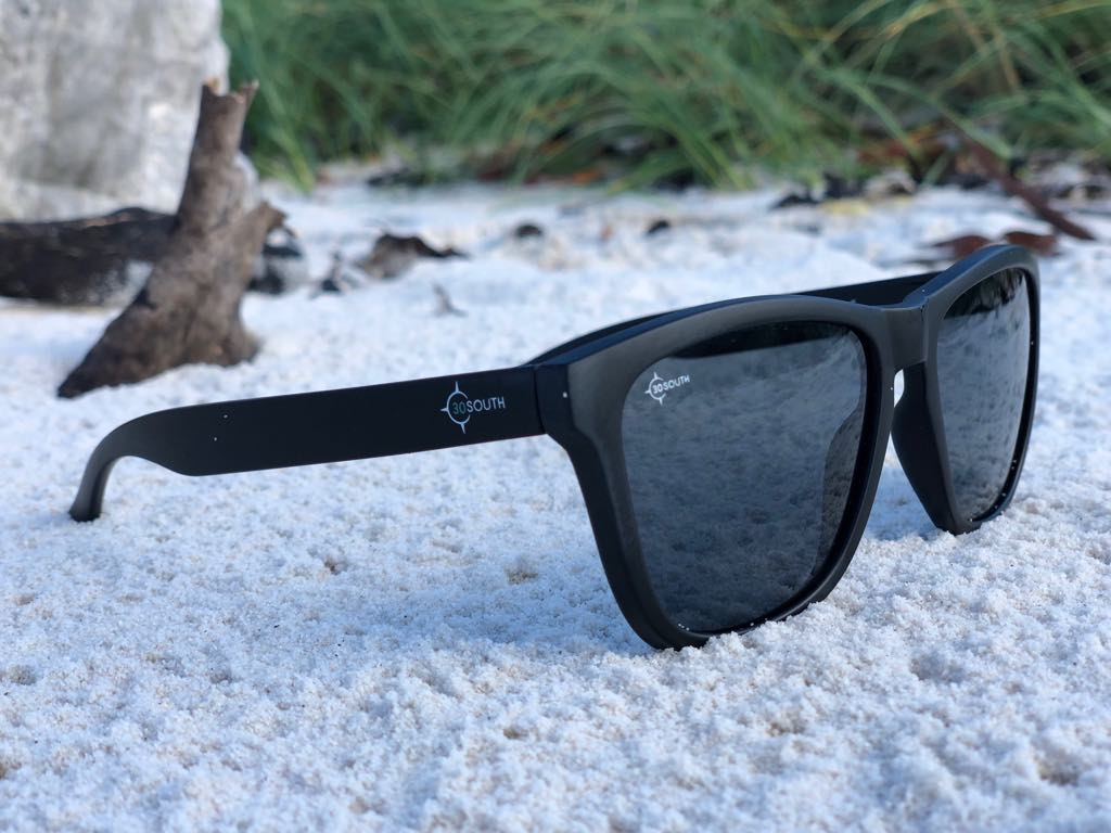 Photo of a pair of 30 South sunglasses