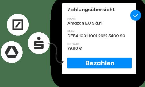 Rechnungen bezahlen