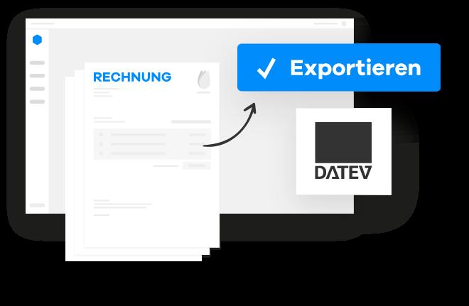 Zu Datev exportieren