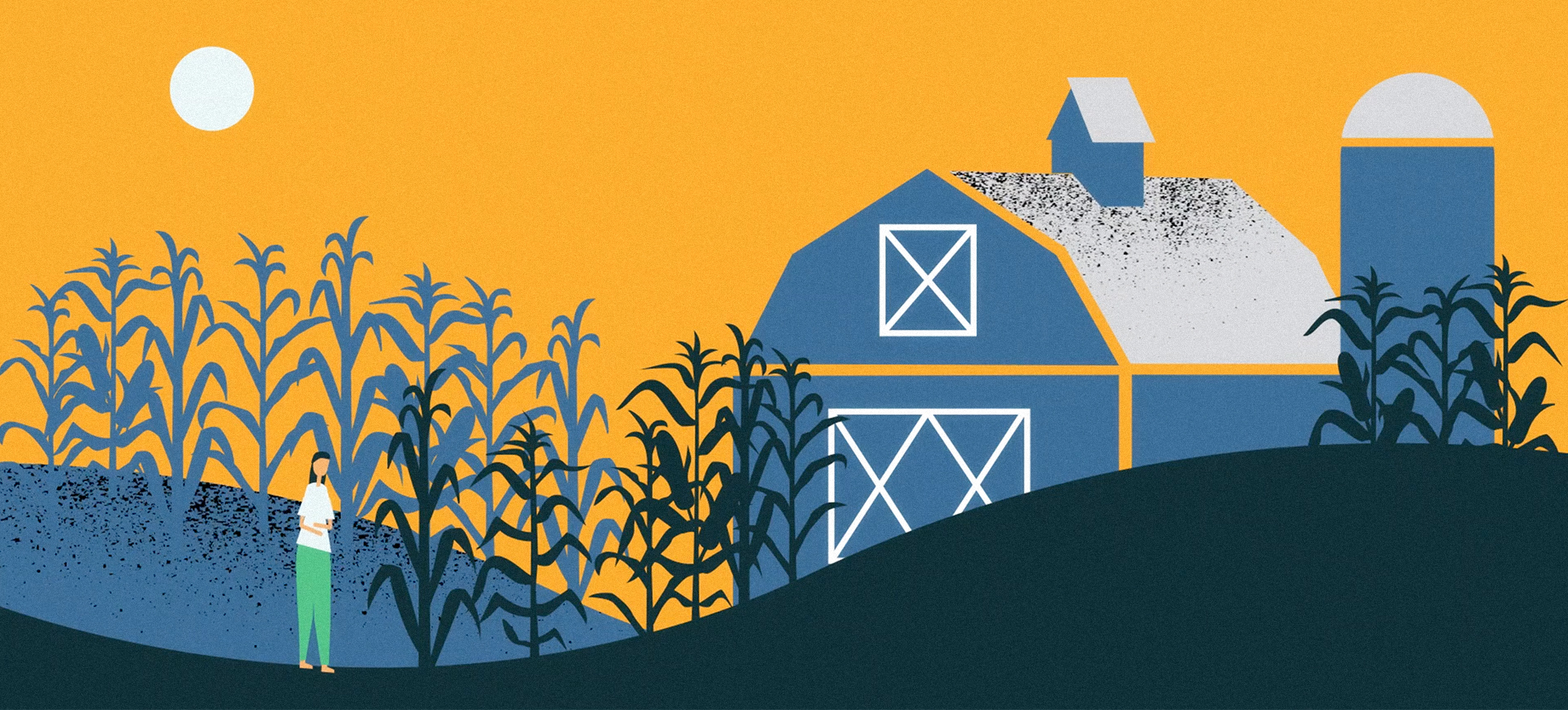Des Moines Iowa Farm Animation For Embarc
