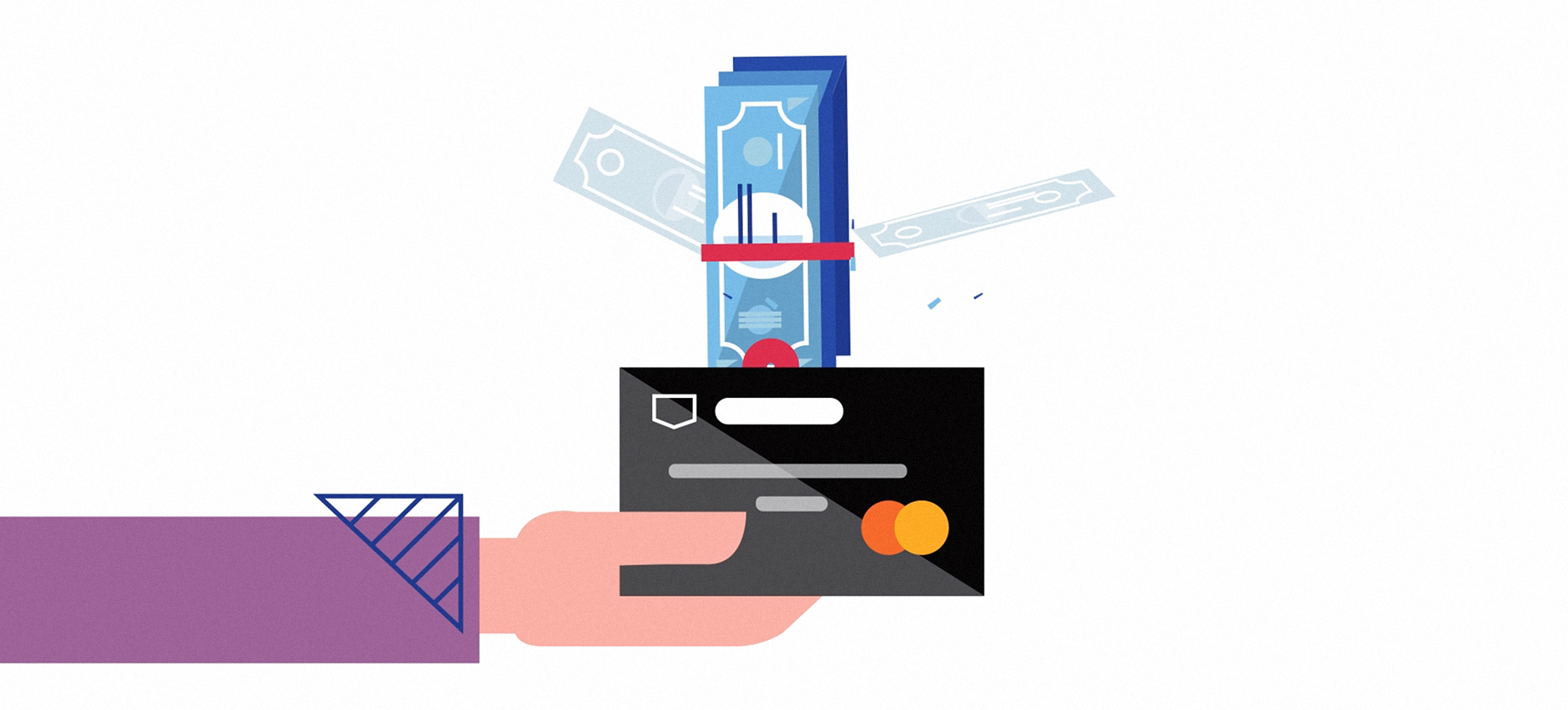 Money Animation For US BANK