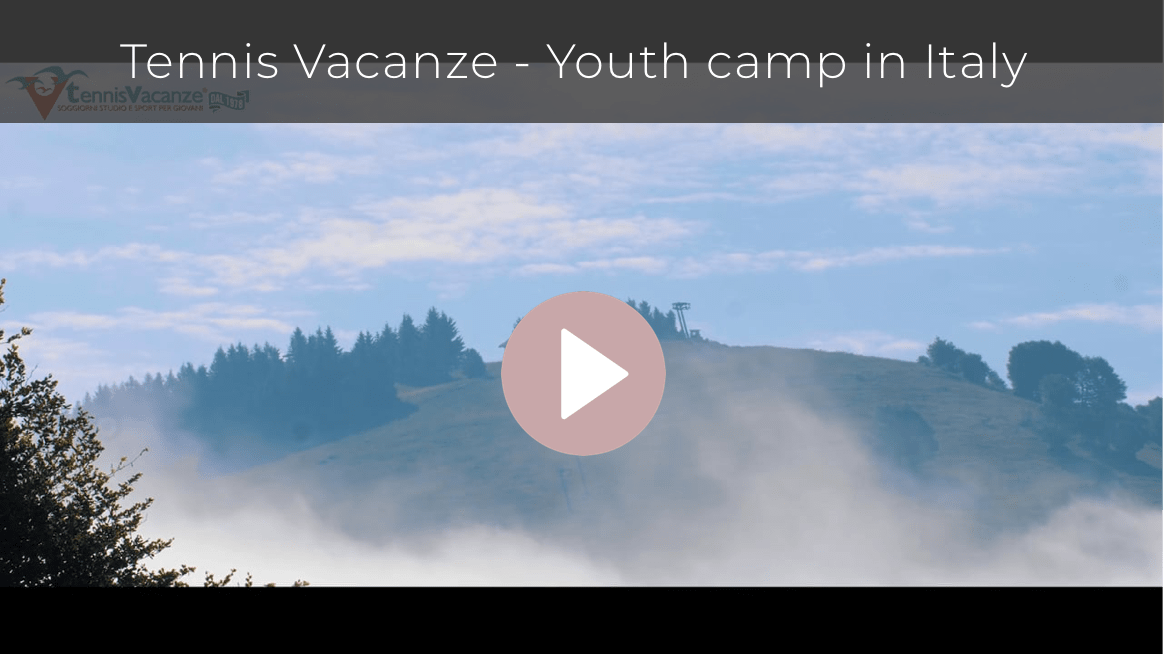 Tennis Vacanze Youth Camp Italy Videography
