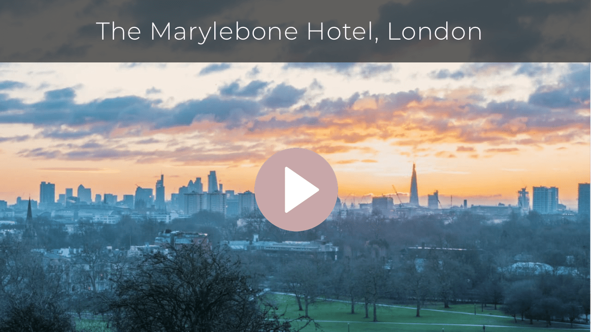 The Marylebone Hotel- London-Promo-Video