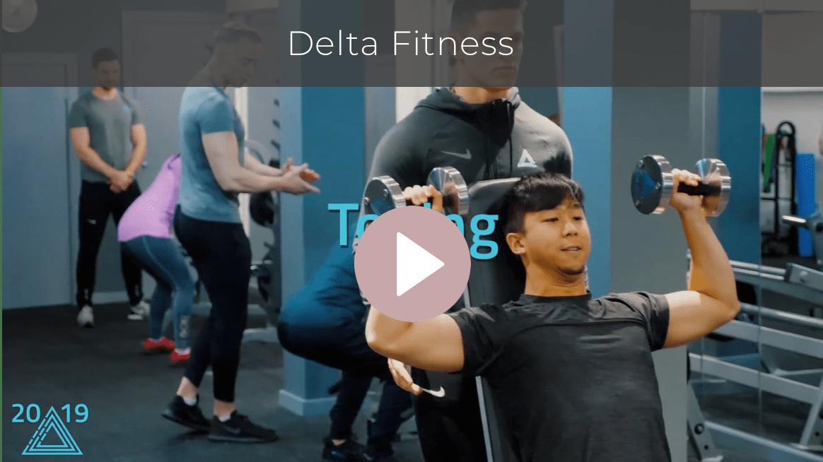 Delta Fitness Promo Video