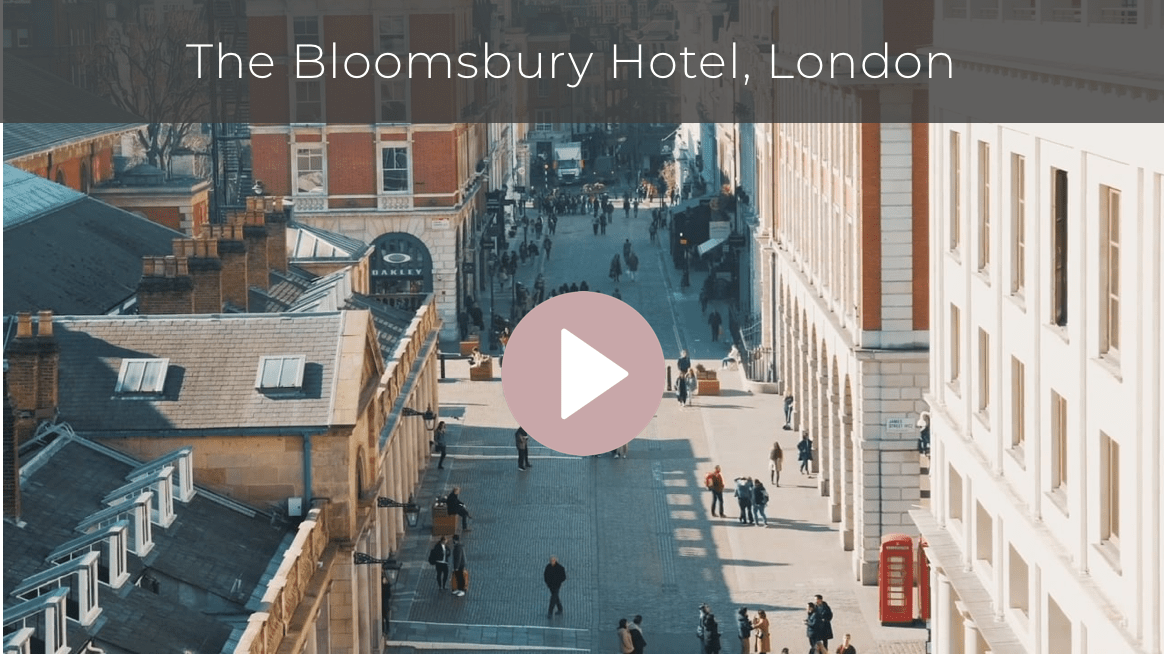 The Bloomsbury Hotel London - Promo Video