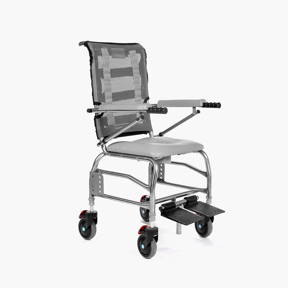510 Children's Attendant Push Shower Chair