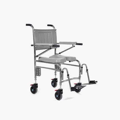 710 Attendant Push Shower Chair