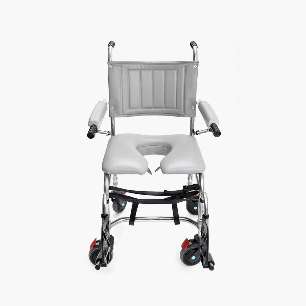 710 Attendant Push Shower Chair