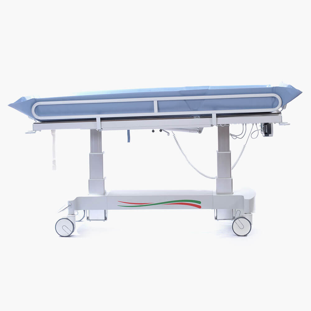 Heavy Duty Shower Trolley