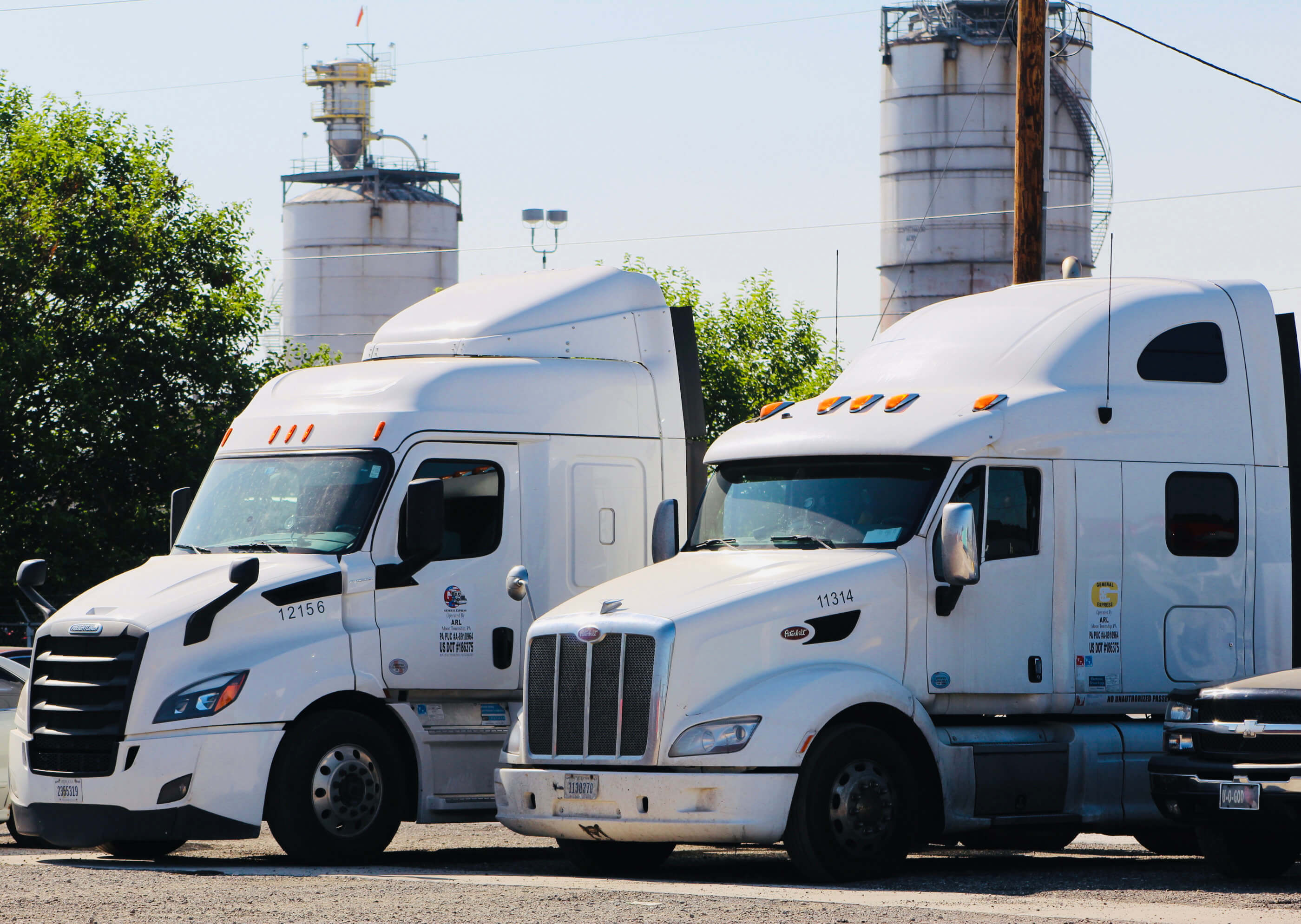 General Express Trucks