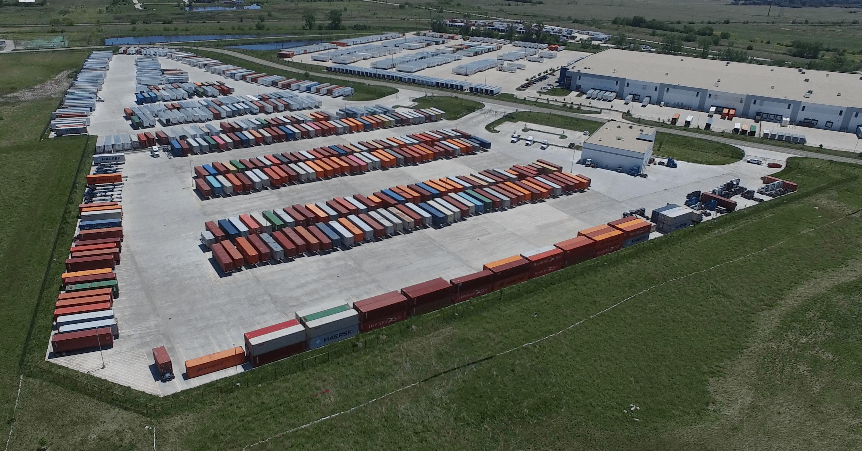 General Express Facility and Yard