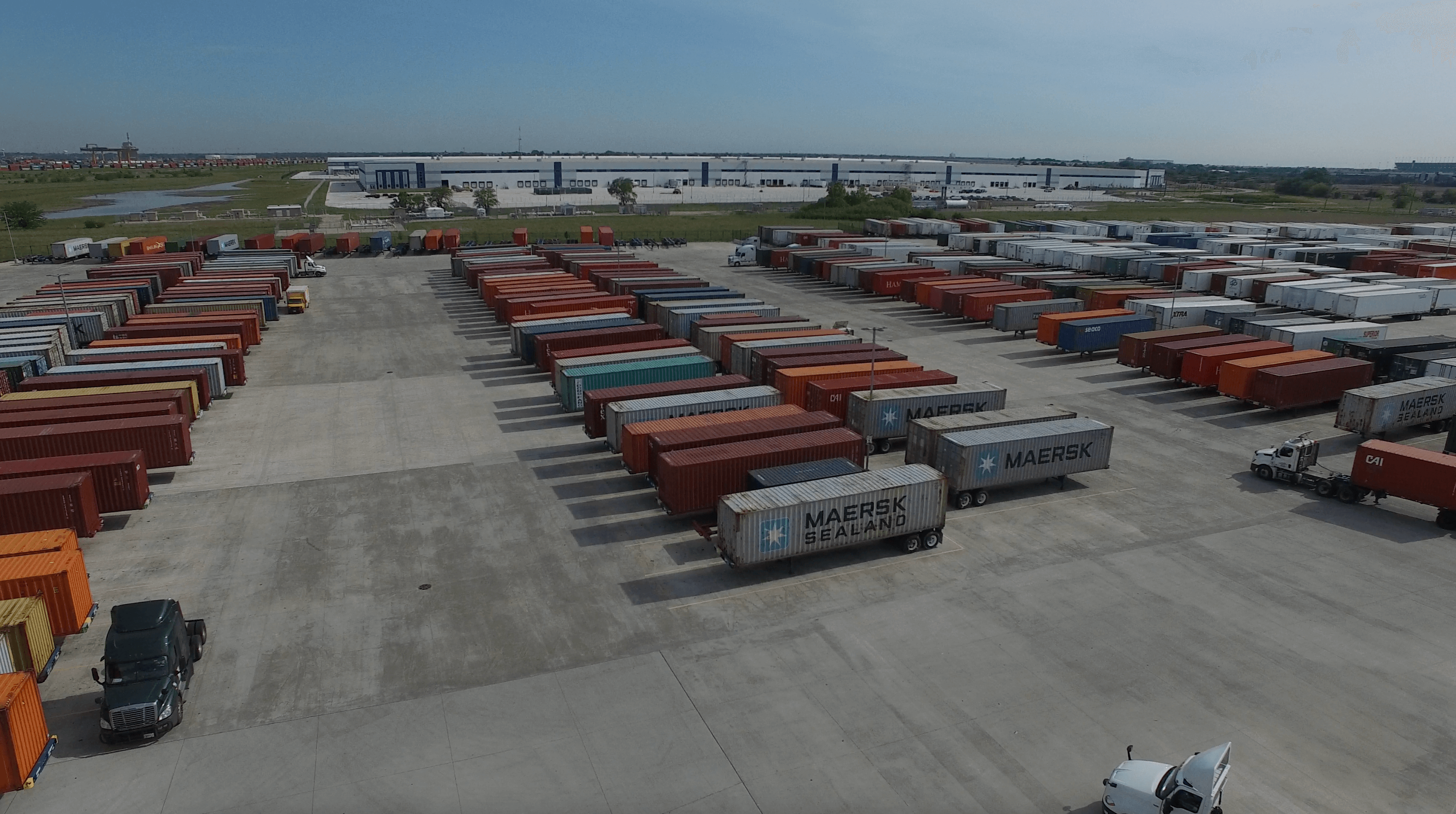 General Express Yard and Operations