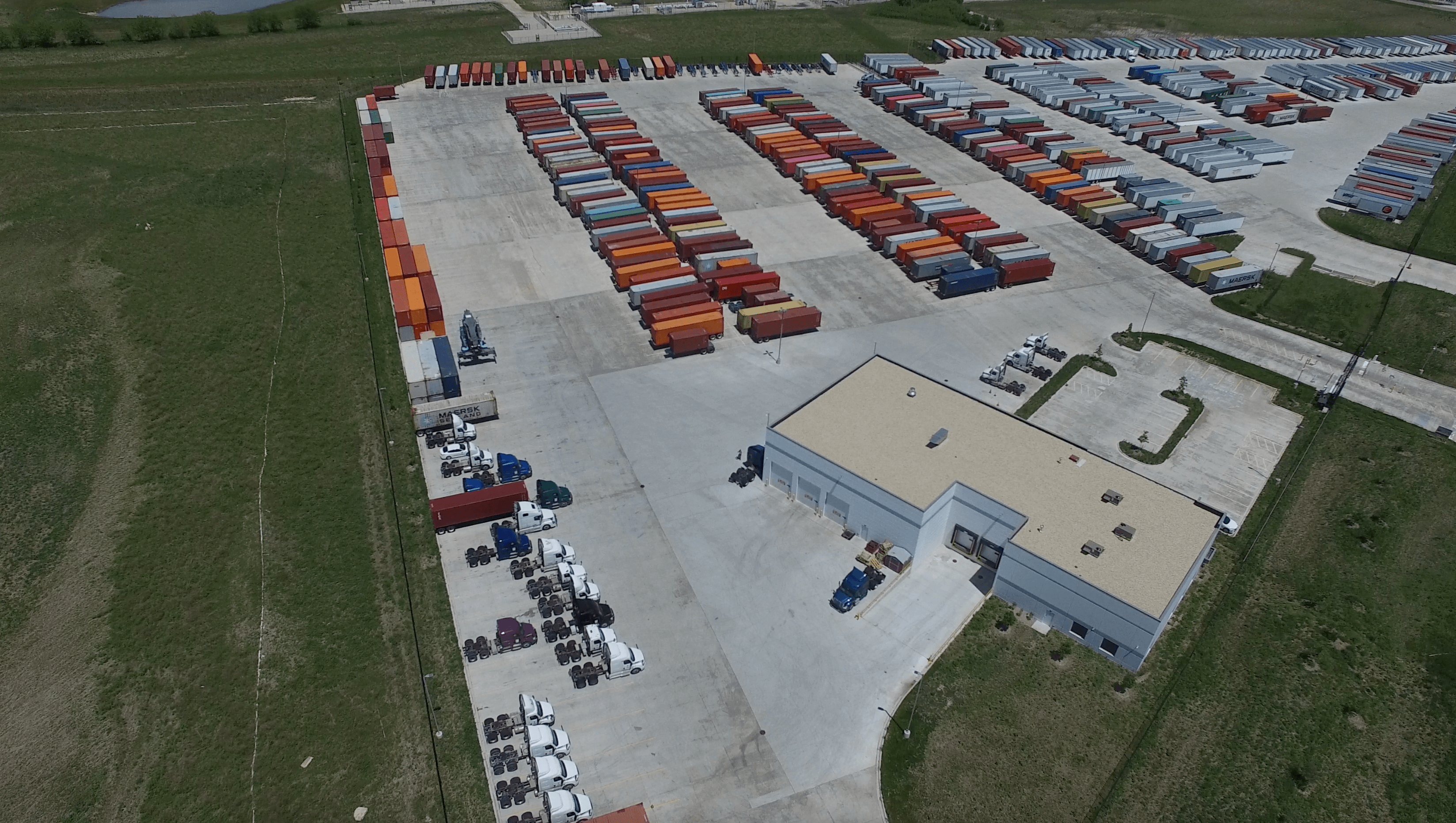 General Express Chicago Facility and Yard