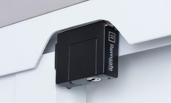 Remsafe Window Locks - Track Lock