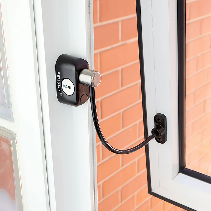 Remsafe Asia Window Locks - Cable Lock