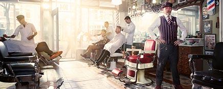 Ein Barber erzählt seine Erfolgsgeschichte