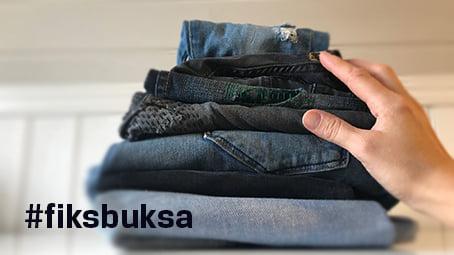 Fikselauget - reparer klær