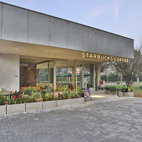 Starbucks Cidade Jardim