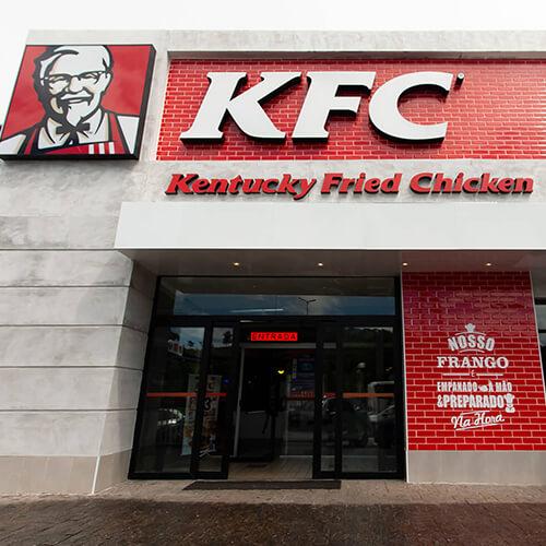 KFC LAGO AZUL