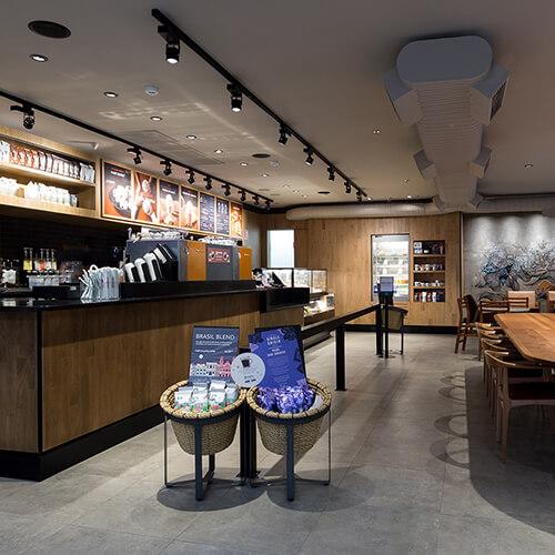 Starbucks Interlagos