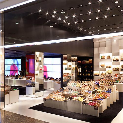 Schutz Barra Shopping