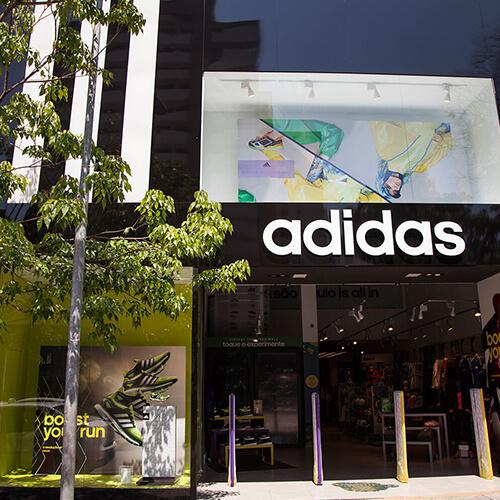 Adidas Oscar Freire