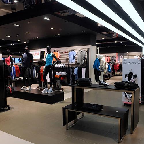 Adidas Barra Shopping