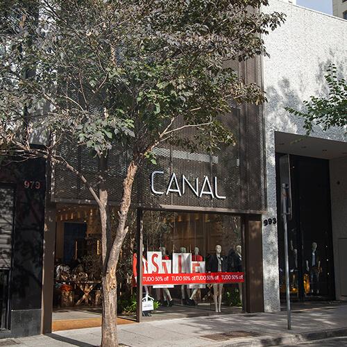 Canal Oscar Freire