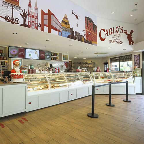 Carlo's Bakery Tamboré