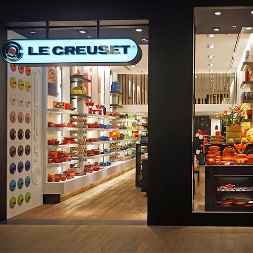 Le Creuset Village Mall