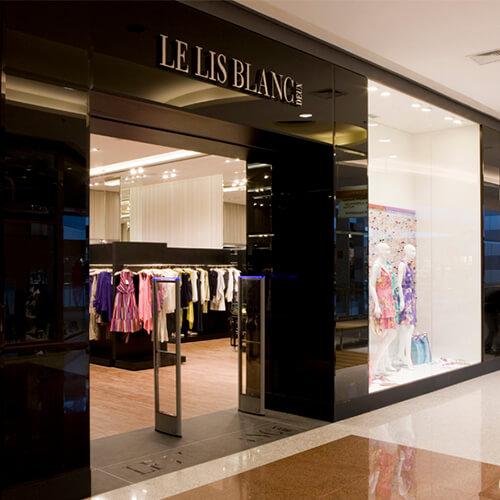 Le Lis Blanc Shopping Anália Franco