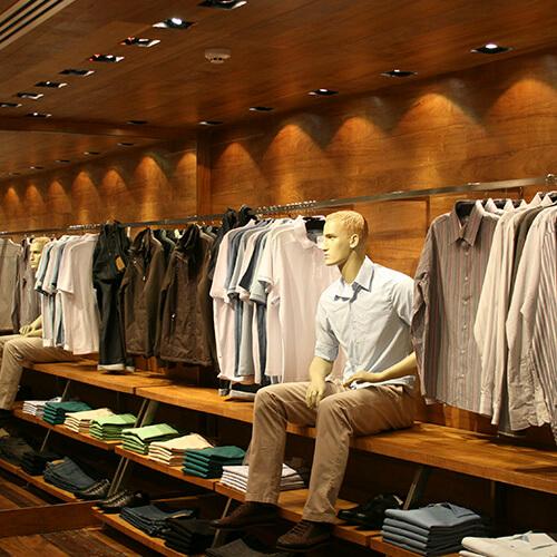 Y|Man Bourbon Shopping