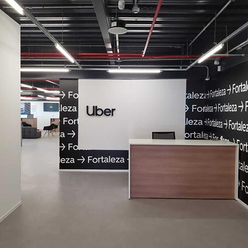 Uber - Fortaleza