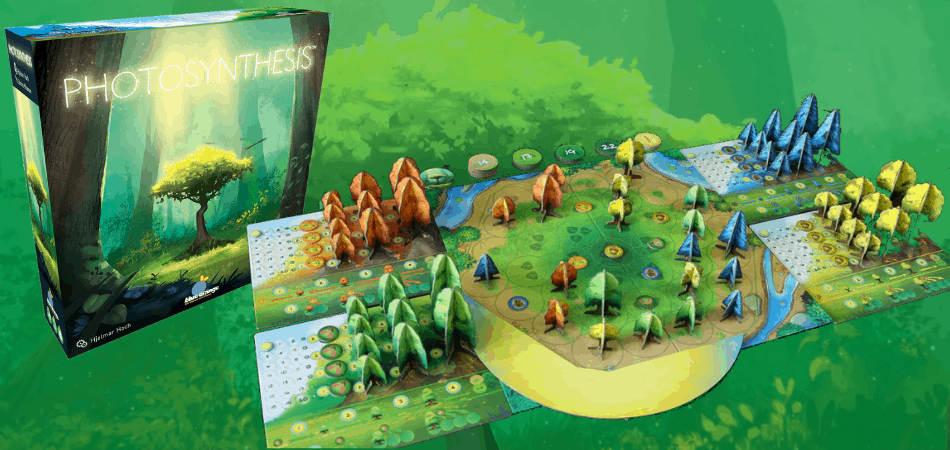 Board Game Photosynthesis
