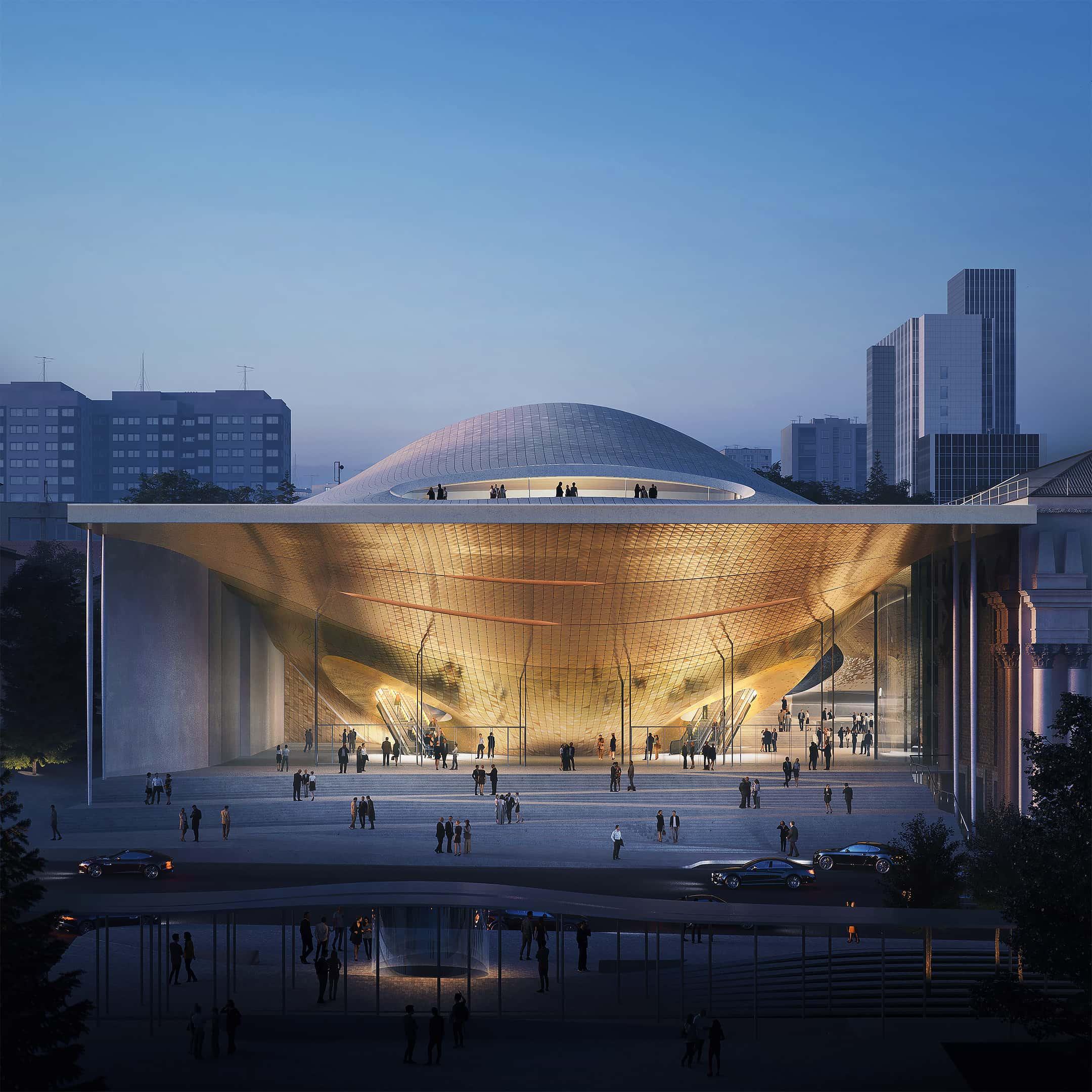 Philharmonic Concert Hall
