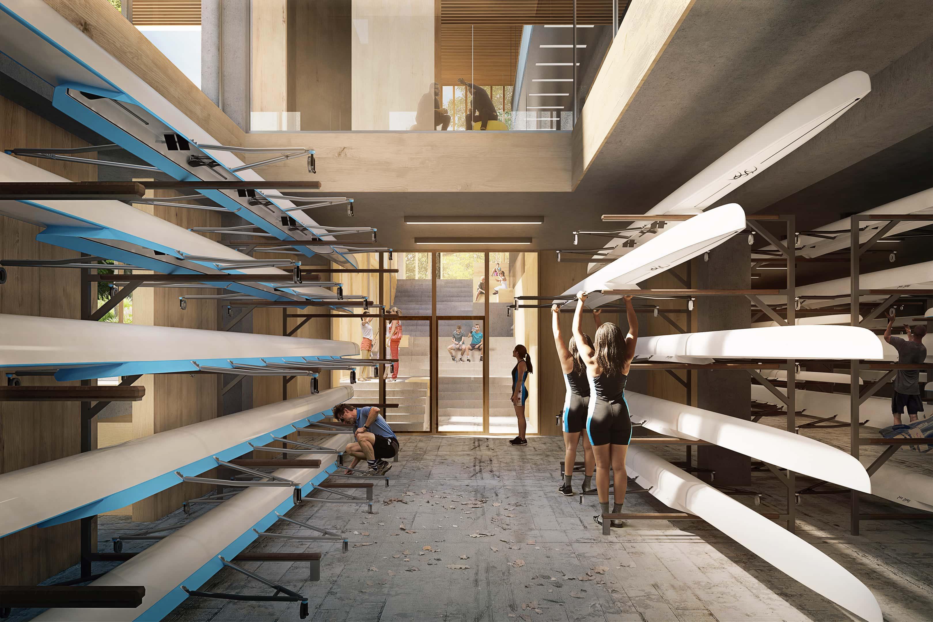Rowing Stadium